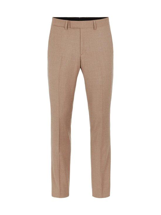 J.Lindeberg - Grant Flannel Trousers -puvunhousut - E089 SAND BEIGE   Stockmann - photo 1