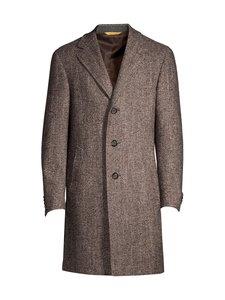 Canali - Tailored Coat -takki - 701 BEIGE | Stockmann