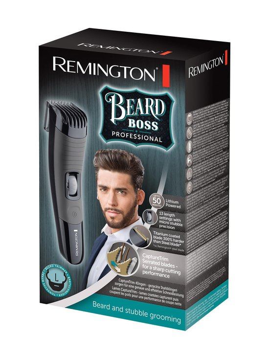 Remington - Beard Boss Pro MB4130 -partatrimmeri - HARMAA | Stockmann - photo 2