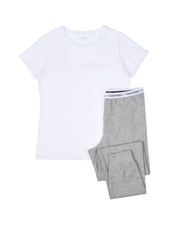 Calvin Klein Kids - Pyjama - WHITE/GREY HEATHER | Stockmann - photo 1