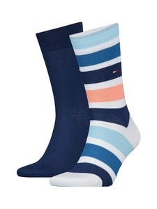 Tommy Hilfiger - Sukat 2-pack - 003LIGHT BLUE | Stockmann