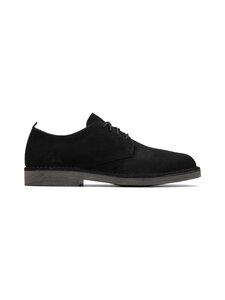 Clarks - Desert London 2 -kengät - BLACK SUE   Stockmann