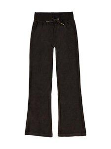 Molo - Soft Pants Annie Velour -housut - 8367 DEEP BROWN | Stockmann