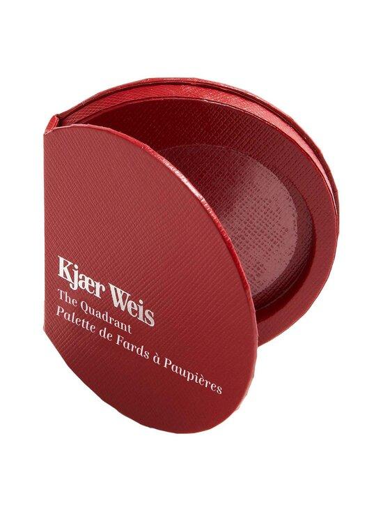 Kjaer Weis - Red Edition Eye Shadow Quads -luomivärikotelo - REDVAR_1   Stockmann - photo 1