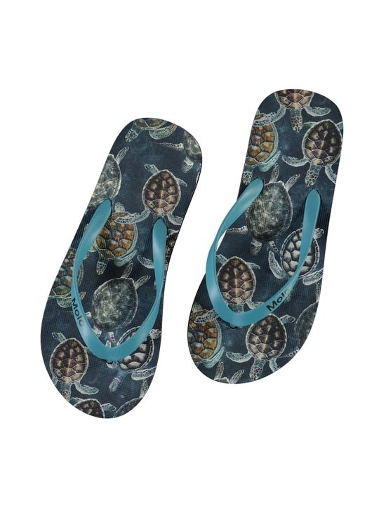 Molo - Zeppo Sea Turtles -sandaalit - 6213 SEA TURTLES | Stockmann - photo 1