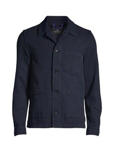 PS Paul Smith - Chore Jacket -takki - 49 BLUE | Stockmann