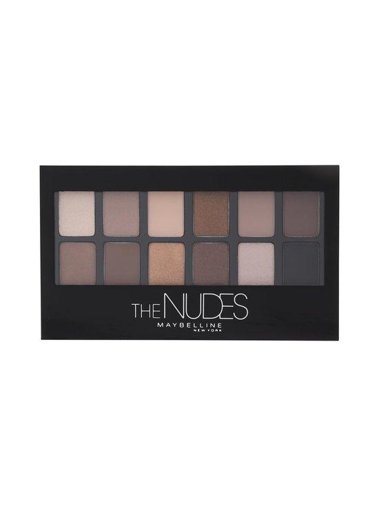Maybelline - Nudes Eyeshadow Palette -luomiväripaletti - 20 | Stockmann - photo 2