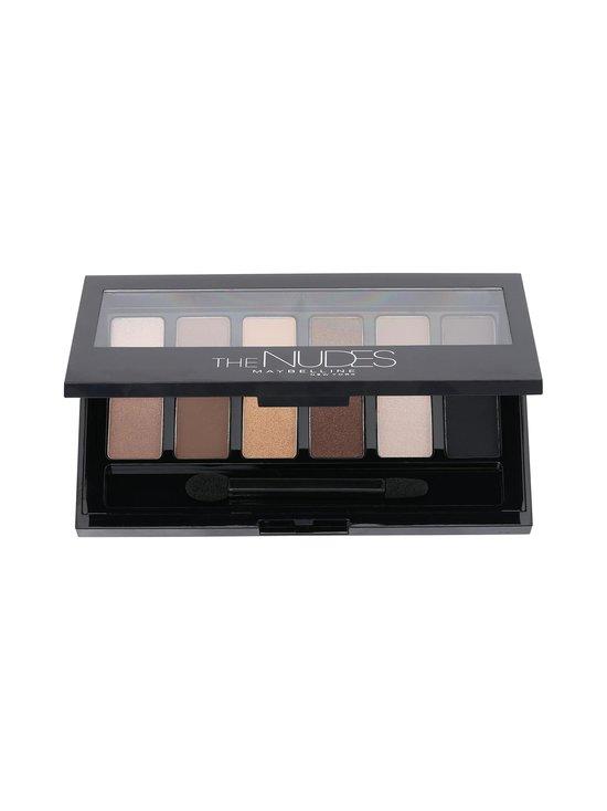 Maybelline - Nudes Eyeshadow Palette -luomiväripaletti - 20 | Stockmann - photo 3