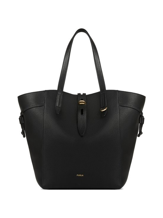 Furla - Net L Tote -nahkalaukku - NERO | Stockmann - photo 1