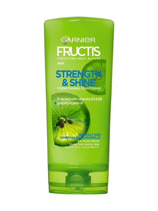 Garnier - Fructis Strength & Shine Conditioner -hoitoaine 200 ml - null | Stockmann - photo 1