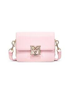 MCM - Mini Mena Shoulder Bag in Visetos Leather Block -laukku - QH POWDER PINK | Stockmann