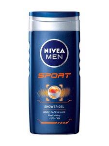 NIVEA - Sport Shower Gel -suihkugeeli, 250 ml   Stockmann