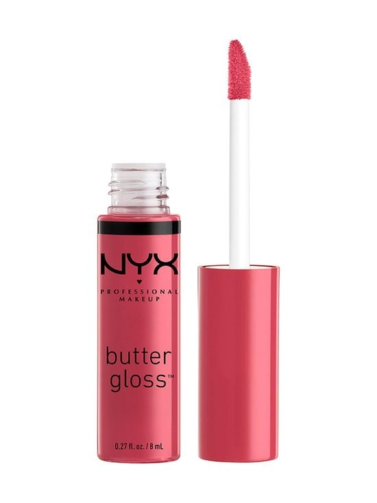 NYX Professional Makeup - Butter Gloss -huulikiilto - 32 STRAWBERRY CHEESECAKE | Stockmann - photo 1