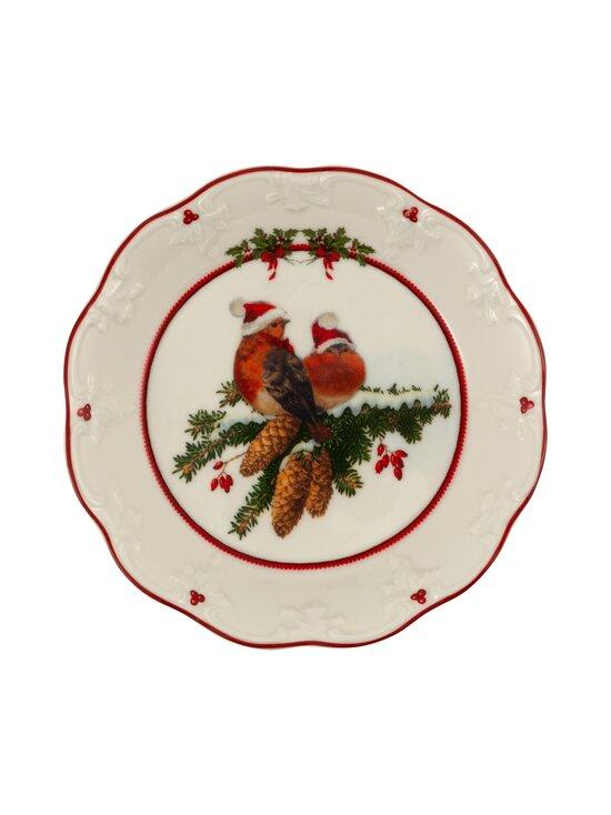 Villeroy & Boch - Toy's Fantasy Birds Small Bowl -kulho 17 cm - VALKOINEN/PUNAINEN | Stockmann - photo 1