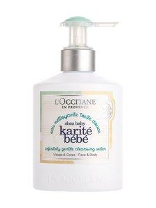 Loccitane - Shea Baby Cleansing Water -puhdistusvesi 300 ml   Stockmann