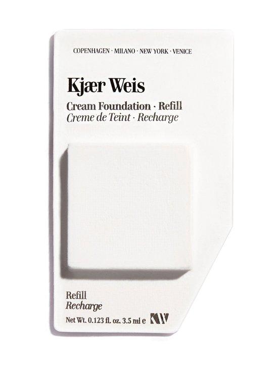 Cream Foundation Refill -meikkipohja, täyttöpakkaus