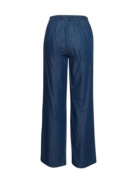 Moss Copenhagen - Rida Lyanna Pants -housut - MID BLUE WASH | Stockmann - photo 2