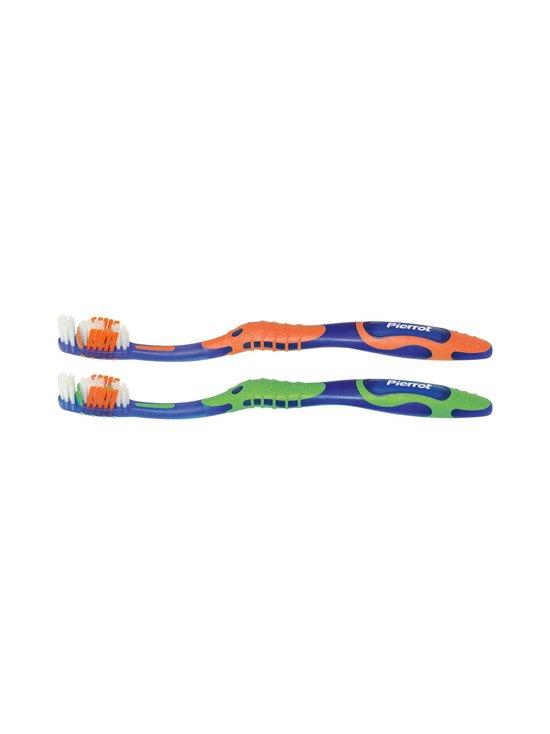 Pierrot - Toothbrush Gold Soft -hammasharja 2-pack - NOCOL | Stockmann - photo 1