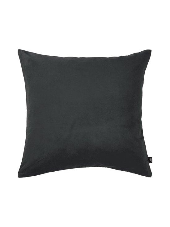 Casa Stockmann - Velvet-tyynynpäällinen 50 x 50 cm - HARMAA   Stockmann - photo 1