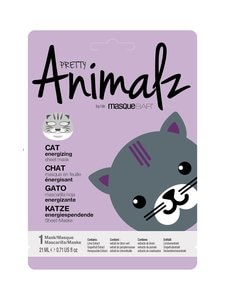 Masque Bar - Animalz Cat Sheet Mask -kasvonaamio - null | Stockmann