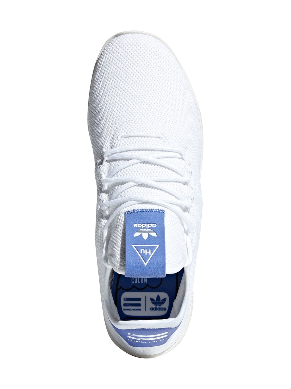 White Williams Pharrell Adidas Originals valkoinen Hu Tennis ArFAq0S