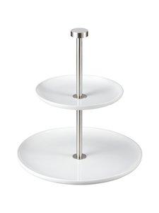 Asa - Tarjoiluteline 24 cm - VALKOINEN | Stockmann