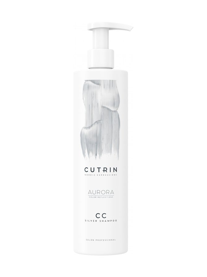 Aurora CC Silver Shampoo -hopeashampoo 500 ml