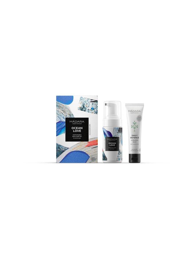 Ocean LoveSustainable Skincare -lahjapakkaus
