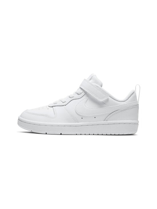 Nike - Court Borough Low 2 -sneakerit - 100 WHITE/WHITE-WHITE | Stockmann - photo 3