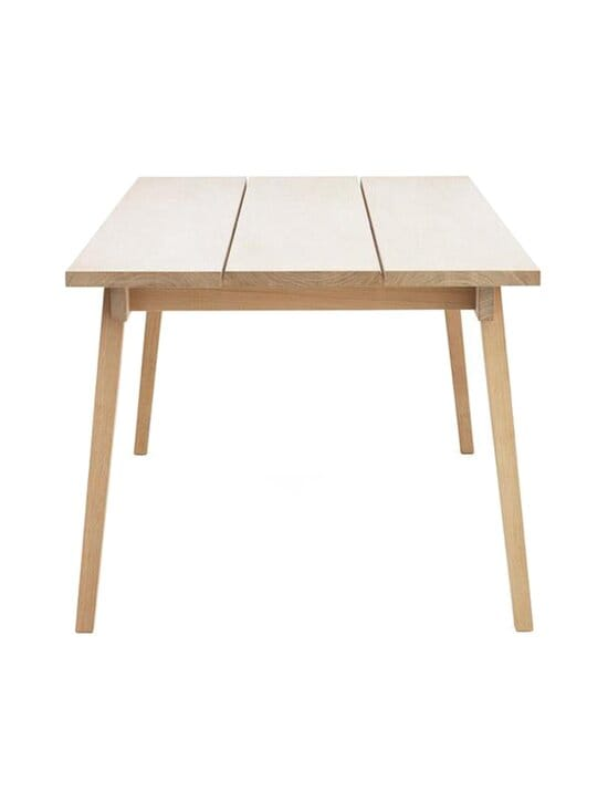 Normann Copenhagen - Slice-pöytä 74 x 250 x 90 cm - OAK   Stockmann - photo 2