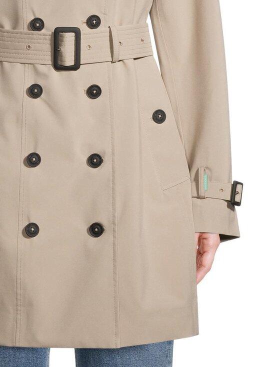 Save The Duck - Green Audrey Trench Coat -trenssi - 40000 DESERT BEIGE | Stockmann - photo 4