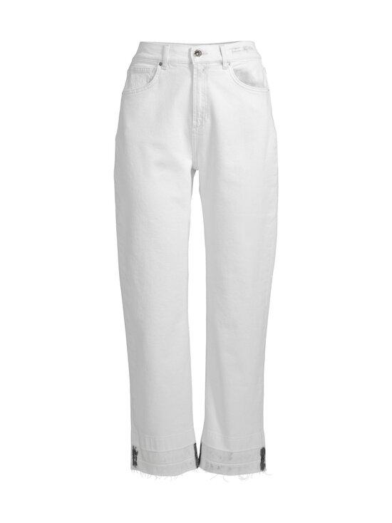Marella - Rslim-farkut - 003 WHITE DENIM FRINCHES ON HEM | Stockmann - photo 1