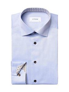 Eton - Slim-kauluspaita - 21 LIGHT BLUE | Stockmann