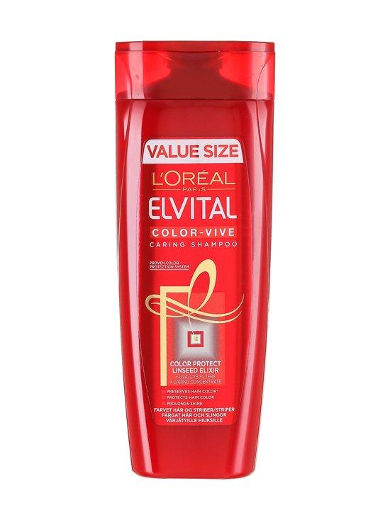 L'Oréal Paris - Color-Vive -shampoo värjätyille hiuksille 400 ml - NOCOL   Stockmann - photo 1