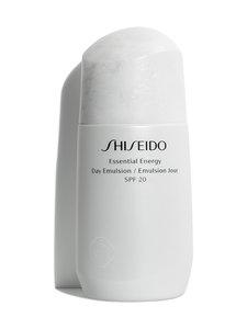 Shiseido - Essential Energy Day Emulsion SPF20 -emulsio 75 ml | Stockmann