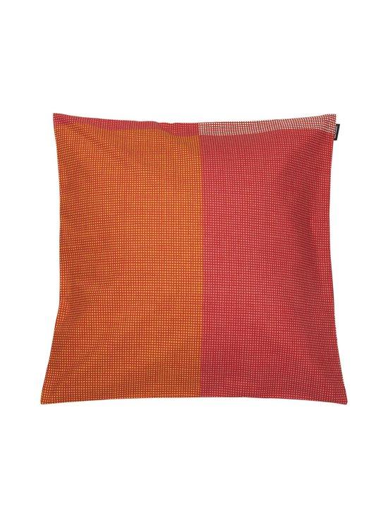 Marimekko - Verkko-tyynynpäällinen 45 x 45 cm - 320 RED, YELLOW | Stockmann - photo 1