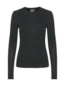 Gestuz - Sivida Wool Tee -neule - 100017 BLACK | Stockmann
