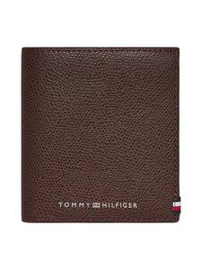 Tommy Hilfiger - Business Trifold -nahkalompakko - GBT CHESTNUT | Stockmann