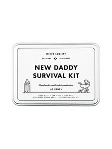 Men's Society - New Daddy Survival Kit -tuotepakkaus | Stockmann