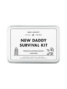 Men's Society - New Daddy Survival Kit -tuotepakkaus - null | Stockmann