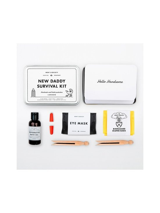 Men's Society - New Daddy Survival Kit -tuotepakkaus - NOCOL | Stockmann - photo 2