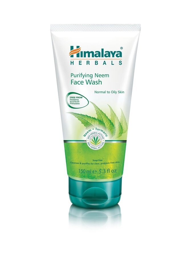 Face Wash Gel Neem Herbal -puhdistusgeeli 150 ml