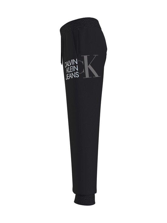 Calvin Klein Kids - Hybrid Logo -collegehousut - BEH CK BLACK   Stockmann - photo 4