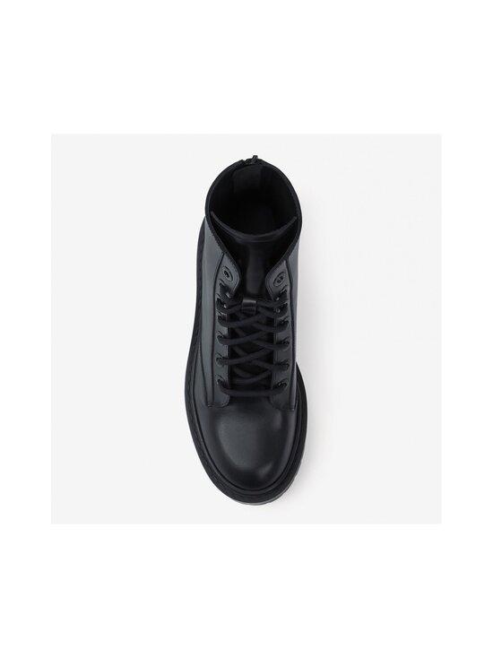 Kenzo - Pike Boot -nahkanilkkurit - 99 BLACK   Stockmann - photo 4