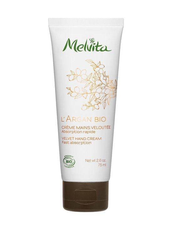 Melvita - L' Argan Bio Hand Cream Velvet -käsivoide 75 ml | Stockmann - photo 1