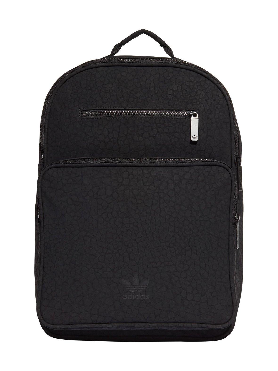 624b92b558 Black (musta) Adidas Originals AC F Backpack -reppu CE5628