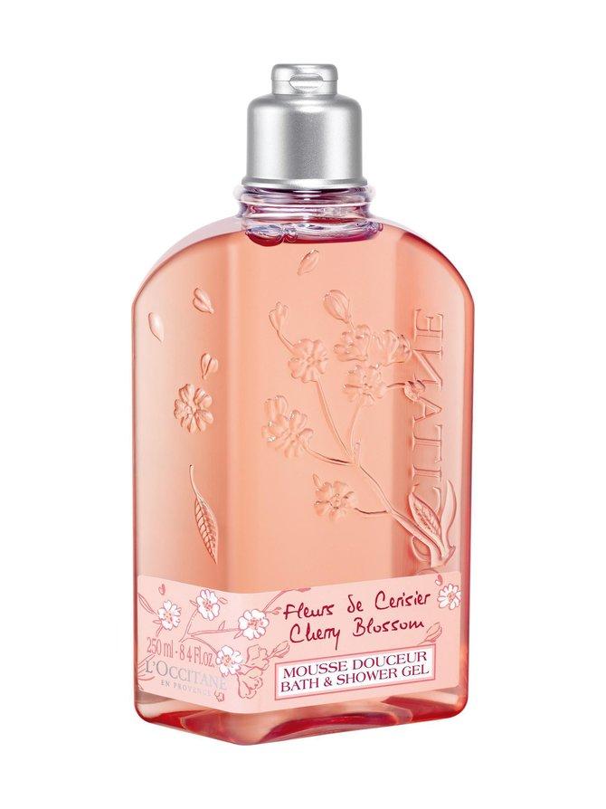 Cherry Blossom Bath & Shower Gel -suihkugeeli 250 ml