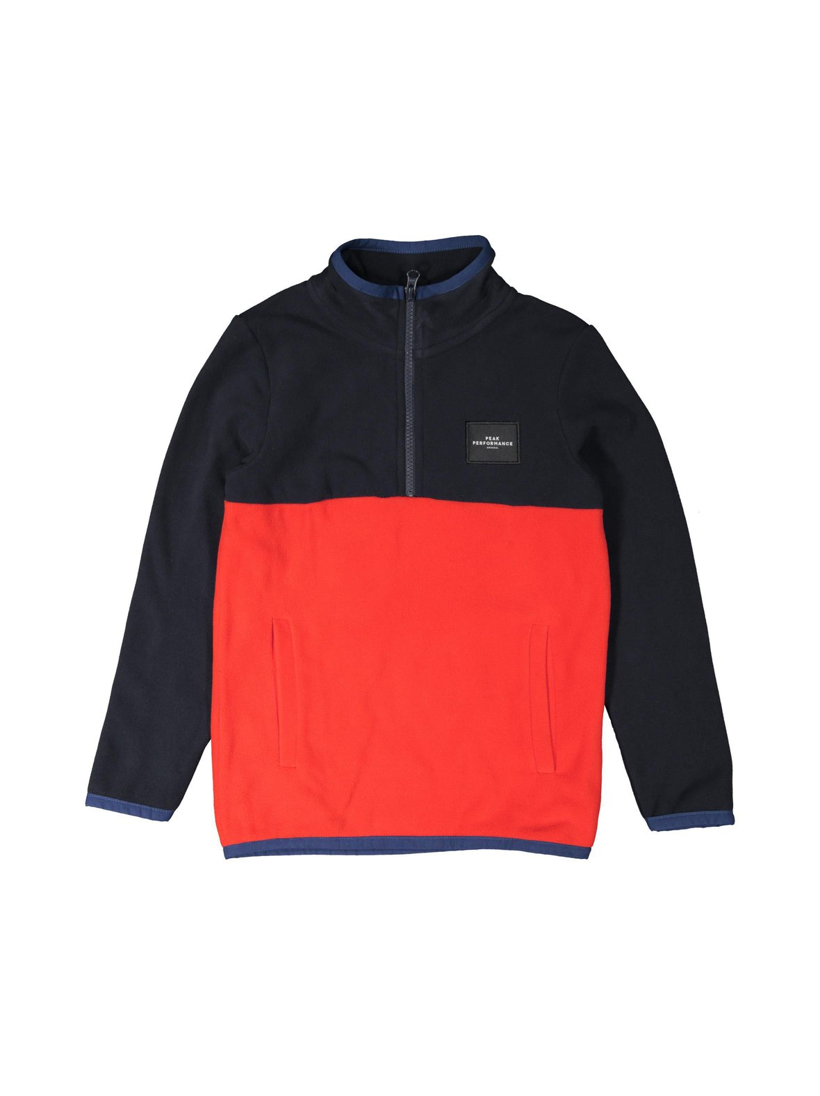 Original Micro Fleece Half Zip -paita, Peak Performance