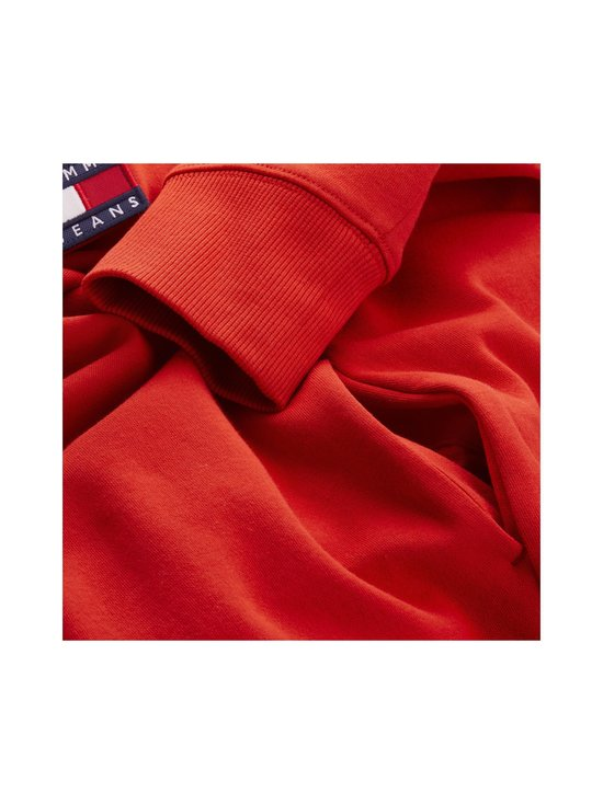 Tommy Jeans - TJW Badge Mock Neck -mekko - XNL DEEP CRIMSON | Stockmann - photo 3