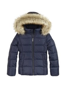 Tommy Hilfiger - Essential-untuvatakki - C87 TWILIGHT NAVY | Stockmann